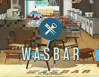 Visualizations for Wasbar Ghent