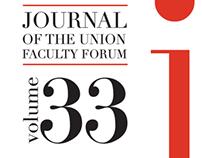 JUFF Academic Journal Cover & Website Design