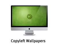 Copyleft Wallpapers