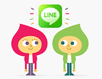 Line Stickers - Best Friends For Life (Free Download)