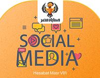 Social Media V01 - Hesabat Masr