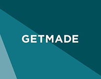 Getmade Studio identity
