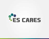 ES CARES | Logo