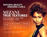 Mizani Personal Project Designs