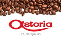ASTORIA COFFEE | BROCHURE