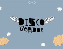 Clã - Disco Voador / website