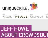 uniquedigital |Website