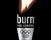 Burn torch