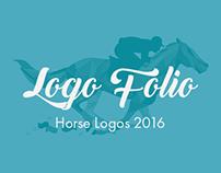 Logo Folio - Horse