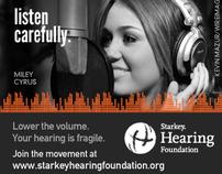 Listen Carefully ad campaign