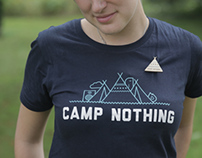 Camp Nothing Branding