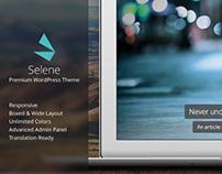 Selene WordPress Theme