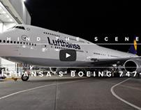 Gear Patrol :: Behind the Scenes : Lufthansa Boeing 747