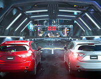 Mazda MASS TEST DRIVE - DIGITAL/EXPERIENTIAL