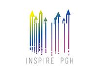 Inspire PGH logo Concept