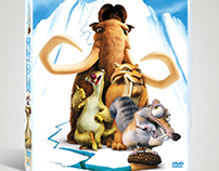 Ice Age - International DVD Packaging