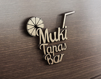 Logo Design For Muki Bar
