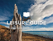Leisure Guide 2012.