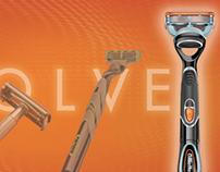 Gillette Fusion: EVOLVE
