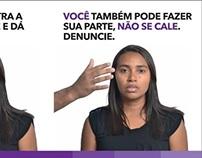 Campanha - Violência contra a mulher