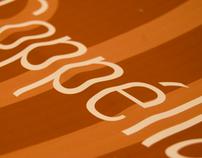 Coppelia font