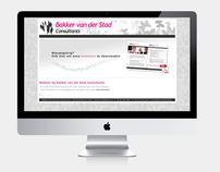 WEBSITE: Bakker van der Stad Consultants