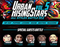 Urban Rising Stars Vol. 5