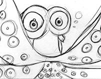 Oktapodi storyboard !!