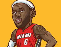 Lebron 'King' James