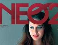 Simulación portada de revista