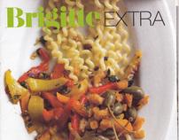 Pasta extra supplement for Brigitte magazine