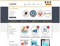 Responsive Joomla Template Mobile Ready Jomsocial Theme