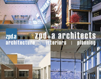 Marketing Materials (zpd+a architects)