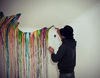Experimental wall