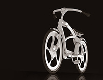 Concept bike design, inspired by Alfa Romeo (2011)