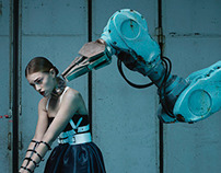 Fetish Factory for Soon magazine