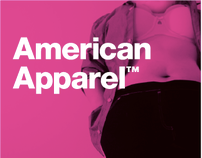 American Apparel (Plus-size) Integrated Media Campaign