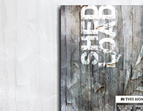 Editorial Design Magazine - Shed Load
