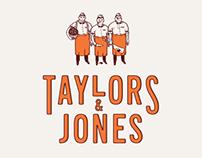 Taylors & Jones