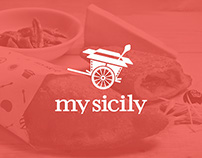 my sicily | visual identity