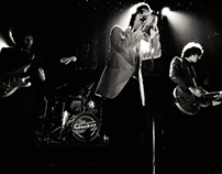 Live Music Rock & Roll photography, shot on film…