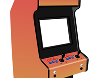 Customisable Smart Object Arcade Machine