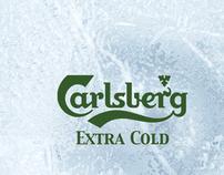 carlsberg - extra cold
