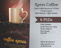 Delight Coffee Brochure Tri-Fold | Modern Design
