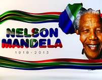 A TRIBUTE TO NELSON MANDELA