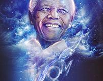 RIP Nelson Mandela - Freedom