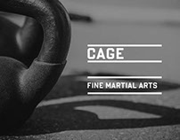 CAGE – Fine Martial Arts