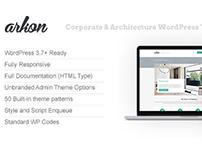 Arkon - Corporate & Architecture WordPress Theme