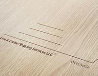 Shipping company identity - mini concept
