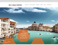 Brokerslink Website
